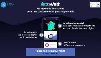 Ecowatt, pour une consommation d'électricité plus responsable